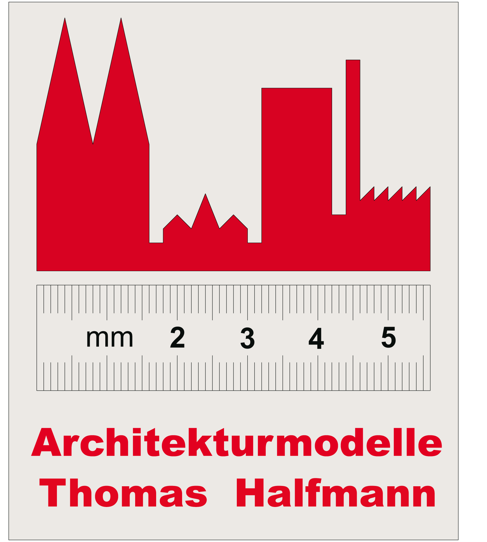 Logo Architekturmodelle